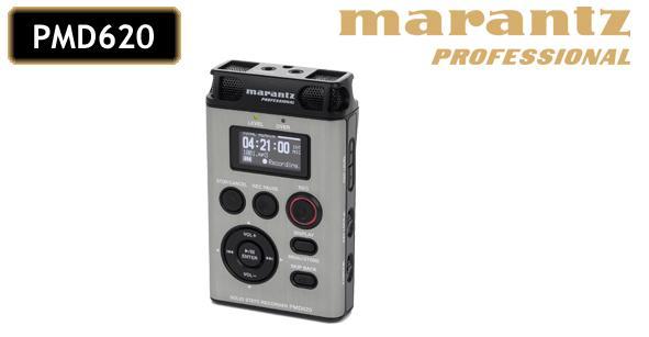 Marantz PMD620 – Wave or Mp3